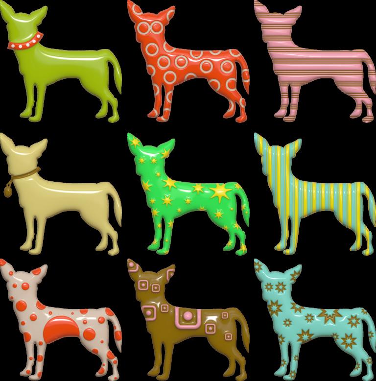 Chihuahua Pattern