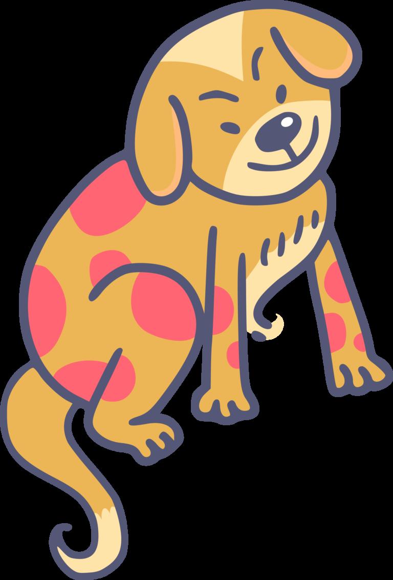 Pet Dog Doodle