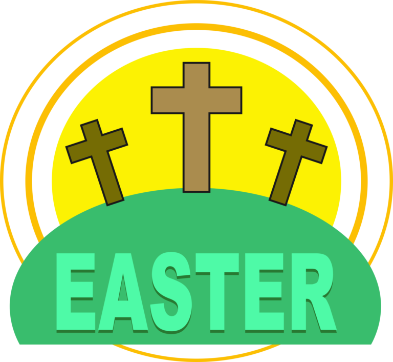 Calvary Easter Clipart